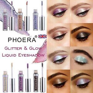 PHOERA® Magnificent Metals Eyeshadow Glitter And Glow Liquid Metallic Eye Shadow