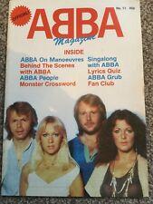 Abba Magazine No.11