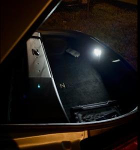 White Trunk Light LED Bulb for Nissan 350z Coupe 2003-2009