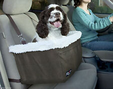 Solvit Standard Oversize Dog Booster Seat holds 1-2 pets up to 25lbs