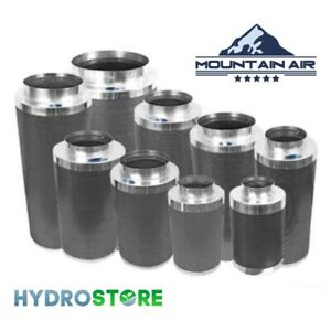 MountainAir Carbon Filters (Full Range) Hydroponics. Mountain Air.