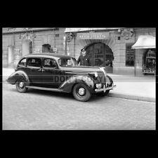 Photo A.021187 HUDSON TERRAPLANE 4-DOOR SEDAN 1938