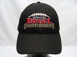 OREGON BOWL CHAMPIONSHIPS - POP WARNER - ADJUSTABLE BALL CAP HAT!