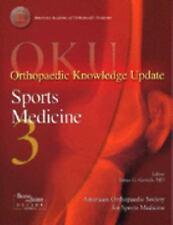 Orthopaedic Knowledge Update Sports Medicine 3 (Orthopedic Knowledge-ExLibrary