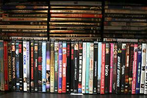 DVD's 1.99$ each