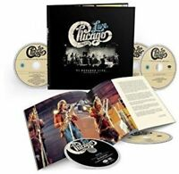 CHICAGO VI Decades Live (This Is What We Do) 4CD/DVD BOOKSET BRAND NEW