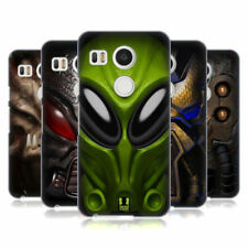 Fundas y carcasas Head Case Designs Para LG Nexus 5X para teléfonos móviles y PDAs Head Case Designs