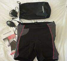 Slendertone Bottom S7 Muscle Stimulation Toning Shorts Size 6-12 - Black