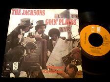 "THE JACKSONS/GOIN PLACES/MICHAEL JACKSON/FUNK/HOLLAND SP 7"""
