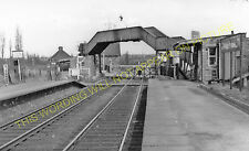 Canley Railway Station Photo. Coventry - Tile Hill. Berkswell Line. L&NWR. (2)