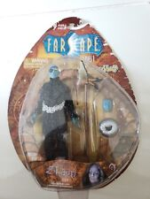 Farscape Reunited Series 1 Pa'U Zotah Zhaan Toy Vault Action Figure 2000 Nib!