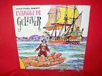 GIORGIO GASLINI I Viaggi di Gulliver LP In Italiano 1974 MINT Sigillato