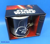 Star Wars CERAMIC Taza / Taza / DARTH VADER taza de porcelana en Regalo Set