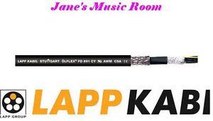Lapp Kabel ÖLFLEX® FD 891 CY 3 x 2.5mm SHIELDED QUALITY MAINS POWER CABLE