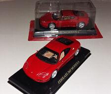 Modell Ferrari 360 Modena 1999-2005 rot 1:43 Altaya  156