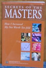 B00119MVZQ Secrets of the Masters: How I Increased My Net Worth Ten-fold (Inves