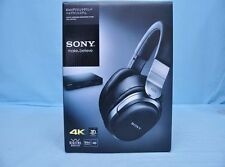 Sony MDR-HW700DS 9.1ch Wireless 3D VRT Headphones Japan Domestic Version New
