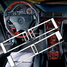 [IYK-IDA]  For Mercedes Benz W124 Class Interior Chrome Trim A/C Vents Frame Rim
