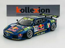 GASOLINE GAS10088 FERRARI F430 GT2 n°78 Le Mans 2007 1.43 NB