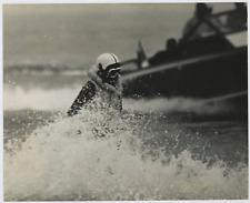 Rudy Neumann  Vintage silver print Tirage argentique  24x30  Circa 1968