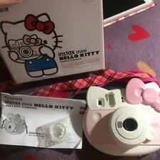Mint FUJIFILM instant camera Cheki instax mini Hello Kitty Pink Boxed Japan