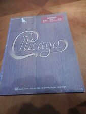 CHICAGO V  5 Complete SKETCH SCORE Songbook Music Book Saturday in the Park Rock