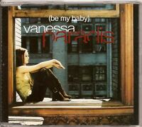 VANESSA PARADIS Be My Baby GERMAN 2TR CD LENNY KRAVITZ
