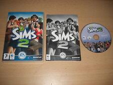 Die Sims 2 Original-Spiel Apple Mac B DVD ROM Sims 2 Simms schneller Versand