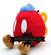 Super Mario Bomba rossa Peluche Galaxy new plush red nintendo 2 bomb bob-omba
