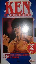 VHS - HOBBY & WORK/ KEN IL GUERRIERO - VOLUME 19 - EPISODI 2