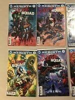34 Near Mint (or better) DC comics BATMAN batgirl JUSTICE LEAGUE suicide squad