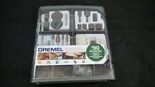 Dremel 709-02 --110 Piece -- Super Accessory Kit -- BRAND NEW - FAST SHIP
