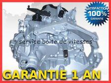 Boite de vitesses Peugeot 307 1.6 16v 20CQ16 1 an de garantie