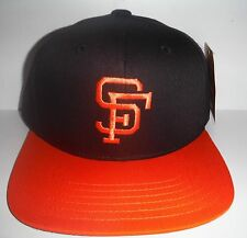 San Francisco Giants Authentic Black Orange Snapback Cap NWT  American Needle