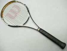 WILSON NCODE NBLADE 106 TENNIS RACQUET (4 1/4) LONG TERM STORAGE. WELL PRESERVED