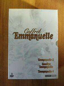 Coffret Emmanuelle 3 DVD