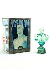 Bowen Designs Iceman Mini Bust Artist Proof Clear Version AP Marvel Comics New