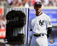 "DEREK JETER DAY 9/7/2014""New York Yankees"" LICENSED un-signed poster 8x10 photo"