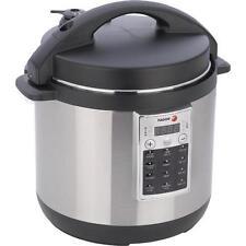 Fagor 670041930 6 Quart Premium Electric Pressure Cooker And Rice Cooker