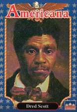 Dred Scott, Slave --- Historic Americana Trading Card --- NOT Postcard