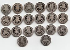 More details for uk proof twenty pence coins 20p 1982 to 2021 choose your year