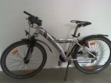 Winora Blaster, Mountainbike/ATB, 21 Gänge, Fahrrad, Jugendfahrrad, Silber