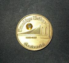 Brooklyn Bridge Centennial Medal