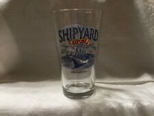 """Shipyard Export Brewing Co ~ Portland, Maine Export Old Thumper 6"""" Beer Glass"""