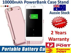Battery External Power bank Charger Case Charging Cover For iPhone 6 7 8 Plus +