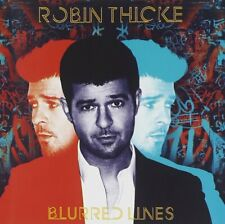 CD Blurred Lines Robin Thicke
