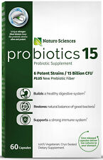 Probiotic Supplement With Maktrek Bi-Pass Technology By Naturo Sciences