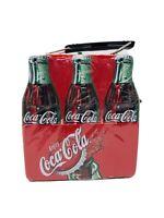 Coke 6 Pack Metal Tin Box 5.5 OZ Coca Cola NWT Trinket