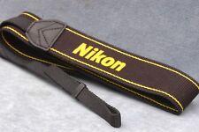 "NIKON NECK STRAP, 1-3/8"" WIDE - FREE USA SHIPPING"