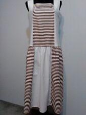 Anne Stooke vintage cotton sundress, dropped waist, size 12